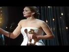 Jennifer Lawrence Best Actress In Leading Role Acceptance Speech @ Oscars 2013