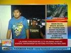 UB: Lalaking nakunan ng CCTV na nang-aapi ng kahera, nahaharap sa patong-patong na reklamo