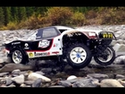 RC ADVENTURES - LoSi 5T - On the ROCKS.  (Video Before the Upgrade begins)