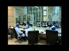 Iranian state television says President Mahmoud Ahmadinejad loaded a nuclear reactor