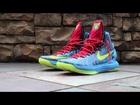 Review: Nike KD V -
