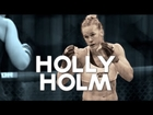 Holly Holm Talks About Her KO Victory Plus A Preview of UFC 166 on Inside MMA