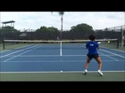 Juweria Hussain College Tennis Recruiting Video
