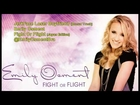 JerkFace Loser Boyfriend *NEW* - Emily Osment - Fight or Flight (Japan Edition)
