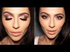 Neutral Smoky Eye Makeup Tutorial