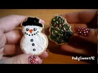 Tutorial : Galletas de Navidad / Christmas Cookie Charms