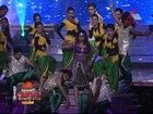 Kathal Sandhya Fusion Dance Performance in Asianet Television Award 2013