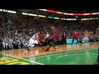 Top 10 NBA Crossovers: March 2013