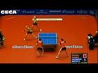 Daniela Dodean/Elizabeta Samara vs Natalia Partyka/Katarzyna Grzybowska[Women Double ETTC 2012]