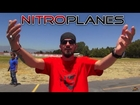 RC ADVENTURES - DJMEDiC2008 w/ th' NiTROPLANES CREW - SOARiNG in CALiFORNiA!