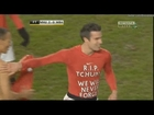 Robin Van Persie's t-shirt 'RIP Tchuna we will never forget you' | 29 December 2012