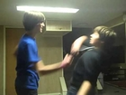 Epic Fight starring Max Bloomfield and Josh Hart