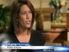 Stepmom of Missing Boy Kyron Horman Caught on Tape By Media