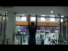 Fitness Indonesia - Coach Tobias Melatih Chinup & Pullup