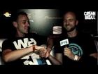 Lucky Life TV interview Nick the Kid (Hindsight) at Cream, Amnesia, Ibiza 2012
