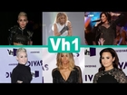 Demi, Miley, Ciara FASHION- VH1 Divas 2012