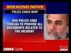 Sex scandal: Goa Police seeks all documents from Tehelka