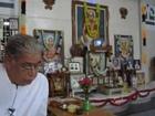 New Year Day Celebration In Master CVV yoga Kshetram Warangal on 1.1.2014