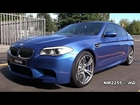 2012 Bmw M5 F10 Exhaust Sound - Start Up & Revving!