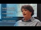 Baptist Hospital's Robotic Hysterectomy Patient Testimonial - Karen