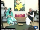 Dunya News-03-08-2012-Ronaq-E-Ramadan with Javed Ahmed Ghamdi
