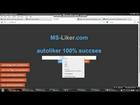 cara menggunakan AUTOLIKE WWW.MS-LIKE.COM