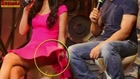 Katrina Kaif's wardrobe malfunction at Dhoom 3 Song Launch