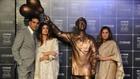 Rajesh Khanna's Statue Unveiled | Akshay Kumar, Dimple Kapadia, Twinkle Khanna