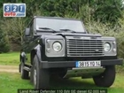 Occasion Land Rover Defender COUDRAY RABUT