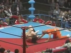 Stan Hansen vs Riki Choshu - 5 avril 1986