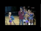 Sam Jackson Introduces The Clippers & Hornets