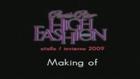 Puerto Rico High Fashion Week: MAKING OF  otoño/invierno 09