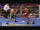 Danny Green vs Roy Jones Jr  (K.o au 1 round)