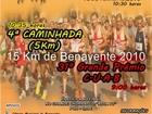 15 km de Benavente 2010