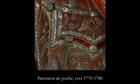 Exposition Le costume masculin au 18e s.