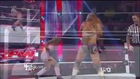 Eve Torres (C) Vs. Layla - Divas Championship - WWE RAW 10/15/12
